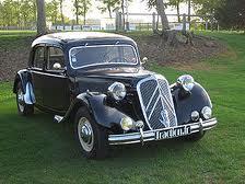 La voiture de mon enfance