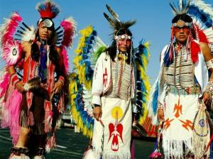 """Navajos costumes de """"parade"""""""