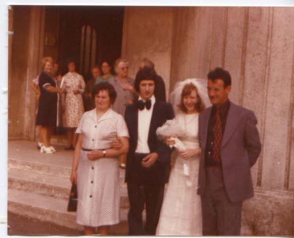 1er mariage