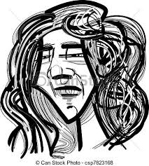 illustration-homme-cheveux-longs