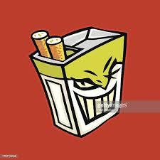 paquets de cigarettes