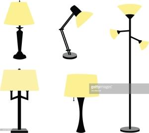 lampadaire int