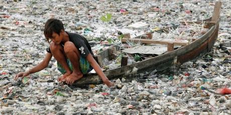 océann pollué
