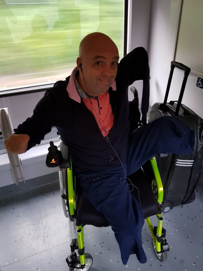 Handicapé sportif