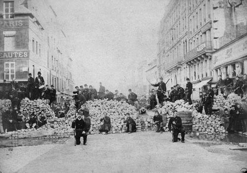 PARIS - LA COMMUNE DE 1871