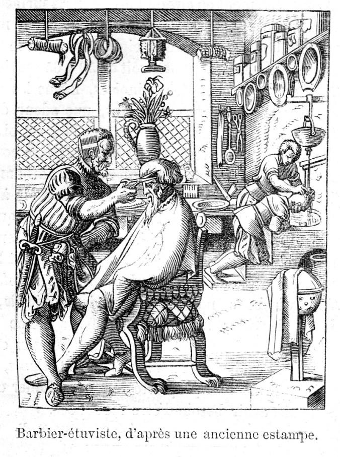 barbier-étuviste