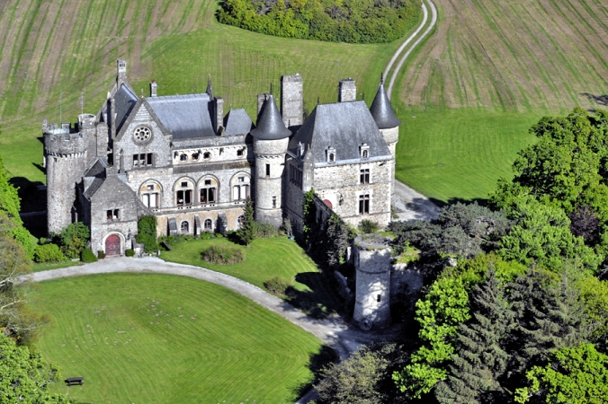 chateau normand