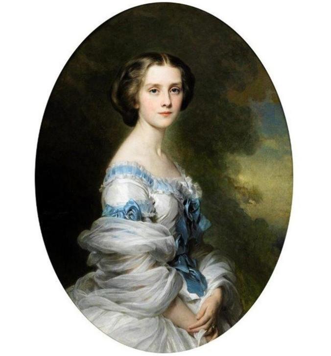Portrait de M . Bussière