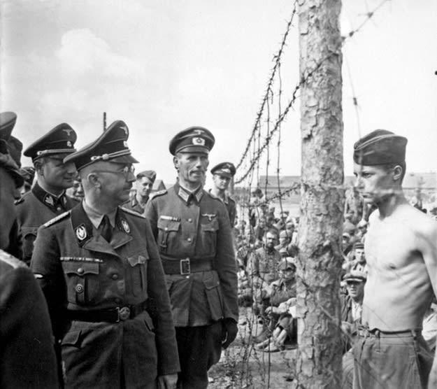 prisonnier guerre