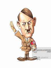 Hitler caricature 1