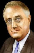 F.D Roosevelt