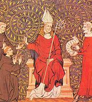 papes au moyen- âge