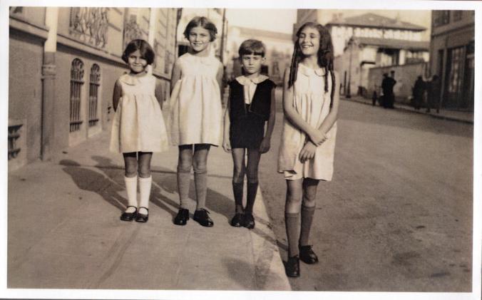 SIMONE VEIL, ALBUMS DE FAMILLE