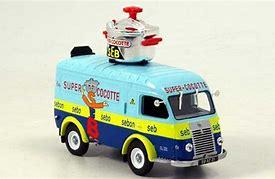 camionnette SEB