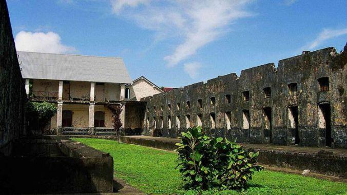 cayenne ruines