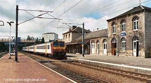 gare train