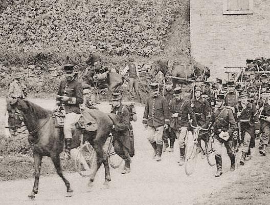 infanterie belge