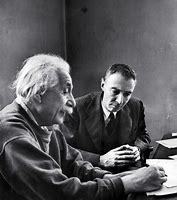 Oppenheimer Einstein