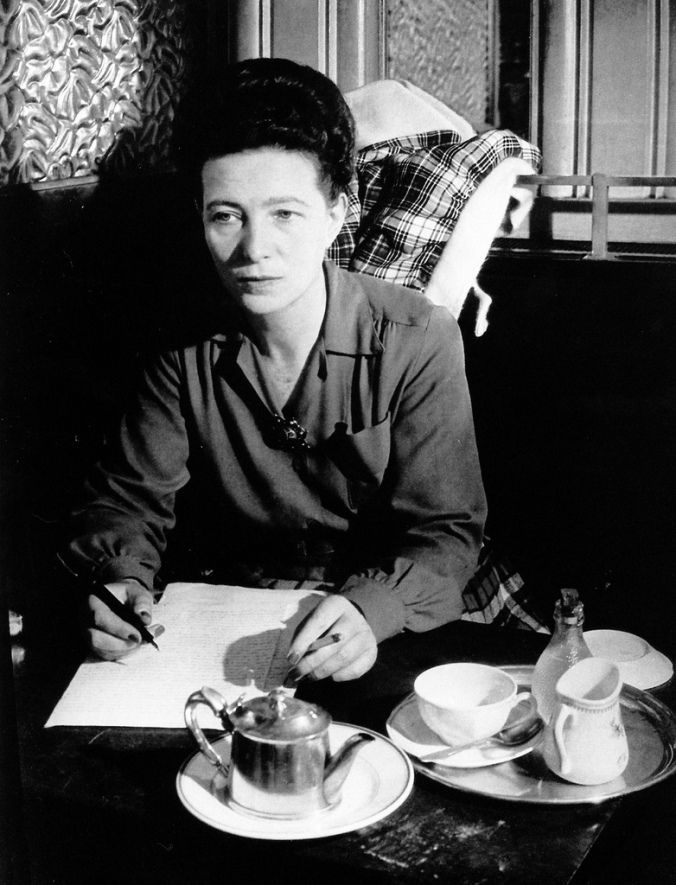S.Beauvoir