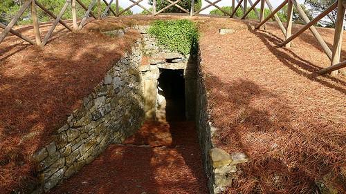 tombe etrusque