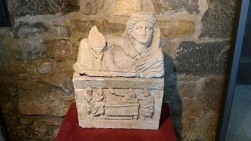 urne funéraire etrusque an