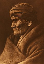 Geronimo 1905