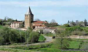 village clocher