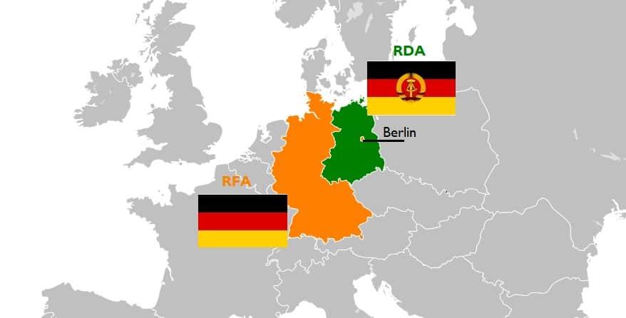 Allemagne divisée