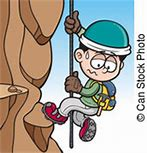 alpiniste sourire