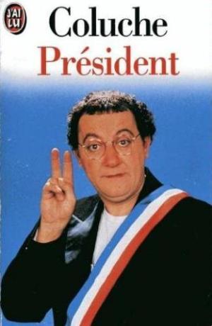 Coluche président
