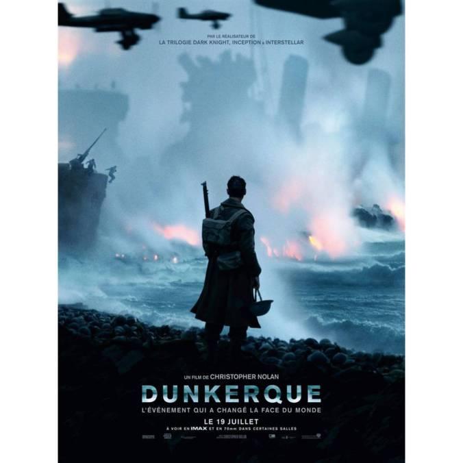 dunkerque film affiche