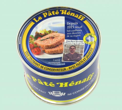 pâté Hennaf boite