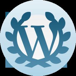 W.P logo