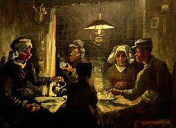mangeurs de pommes de terre