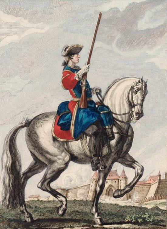 mousquetaire 1622