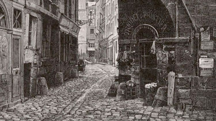 Rue marmousets