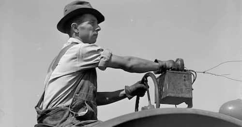 tracteur radio