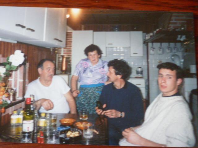 chez mes parents il y à longtemps..