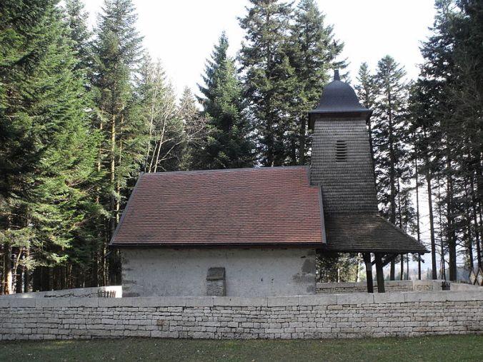 Chapelle Saint-Roch d'Urtière
