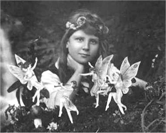les fées 1917
