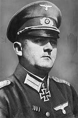 Résultat d'images pour Dietrich von Choltitz