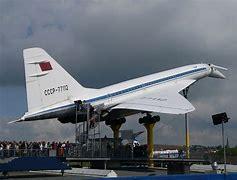 Résultat d'images pour Tupolev Tu-144